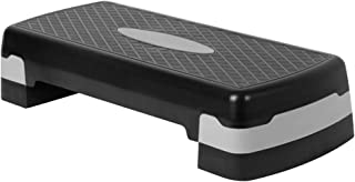 Glenmore Stap Aerobic Stepper Oefening Step Up Platform Board Verstelbare Bench Hoogte Box Bank voor Thuis Fitness Trainin...
