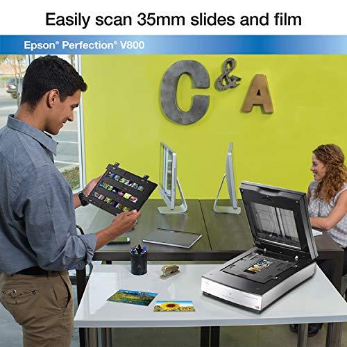 Epson Perfection V800 Photo scanner