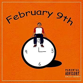 February 9th