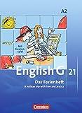 English G 21 - Ausgabe A: Band 2: 6. Schuljahr - Das Ferienheft: A holiday trip with Tom and Jessica. Arbeitsheft