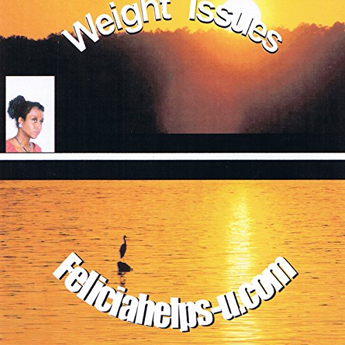 Weight Issues audiobook cover art