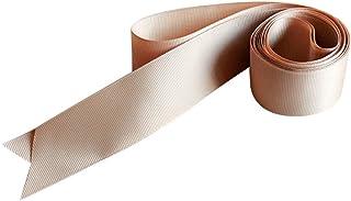 Amosfun cinture in nastro di raso cintura da sposa cintura da abito fai da te per donna damigella donore doccia da sposa m...
