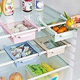 PULABO Slide Cocina Refrigerador Estante de almacenamiento para...