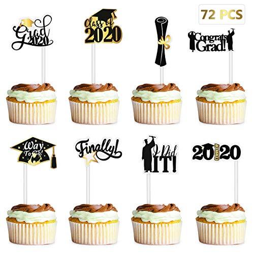 2019 Graduation Appetizer/Cupcake Picks