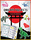 Origami Projects for Beginners: Step-By-Step Instructions | Paper Folding For Kids & Adults | The Great Big Easy ORIGAMI Book | Origami Made Simple | Japanese Origami