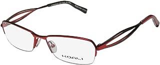 Koali By Morel 7123k Womens/Ladies Designer Half-rim Elegant Inspired By Nature Hip Eyeglasses/Glasses