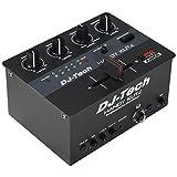 DJ Tech Handy Kutz Portable DJ Mixer