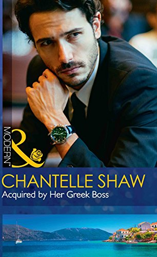 Acquired By Her Greek Boss (Modern)