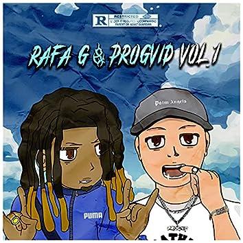 Rafa G & Progvid - Vol. 1