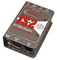 RADIAL ラジアル マイクスプリッター JS2