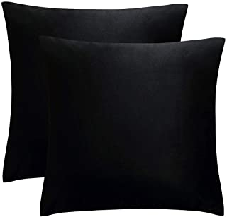 Amazon Com Decorative Pillows Inserts Covers Square 22 Inches Decorative Pillows In Home Kitchen