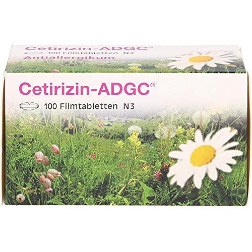KSK-Pharma Vertriebs AG -  Cetirizin-ADGC -