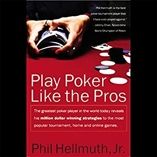 Play Poker Like the Pros cover art