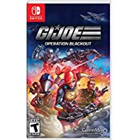 Gi Joe Operation Blackout for Nintendo Switch by Game Mill