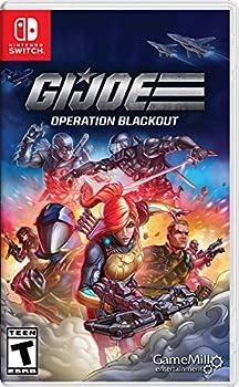 Gi Joe Operation Blackout for Nintendo Switch