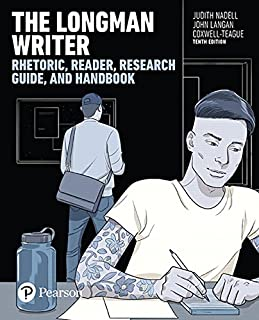 The Longman Writer (10th Edition)