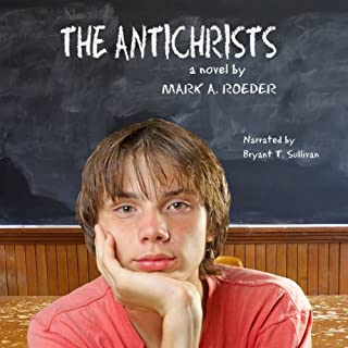The Antichrists cover art
