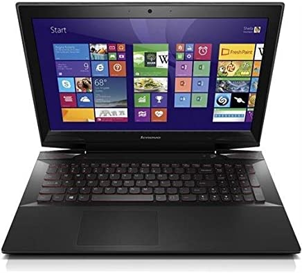 "Lenovo 59425943 IdeaPad Y50 15.6"" 4K UHD Intel Core i7-4700HQ 16GB 256GB SSD DVDRW Windows 8.1 Notebook Retail"