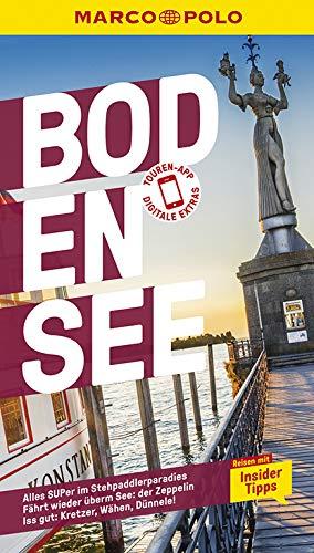 MARCO POLO Reiseführer Bodensee: Reisen mit Insider-Tipps. Inkl. kostenloser Touren-App