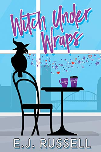 Witch Under Wraps (Mythmatched Book 2)