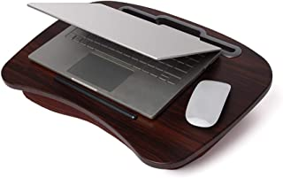 Lap Desk, Portable Laptop Table Desk with Pillow Cushion...