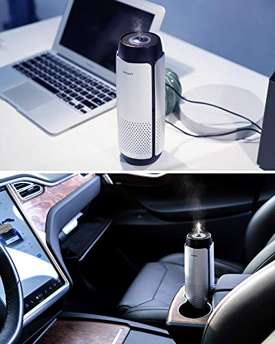 Autowit Fresh 2 True HEPA Car Air Purifier & Humidifier