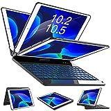 iPad 8th Generation Keyboard Case (2020 10.2 inch), 7th...