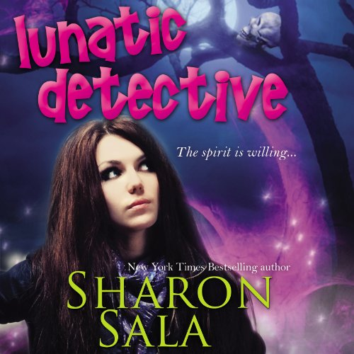Lunatic Detective cover art
