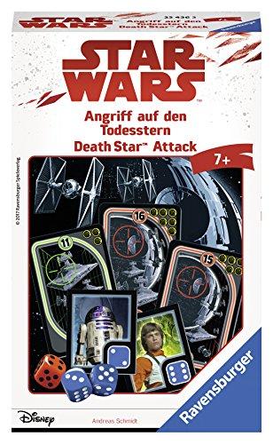 Ravensburger 23436 - STAR WARS Angriff auf den Todesstern - Kinderspiel/ Reisespiel