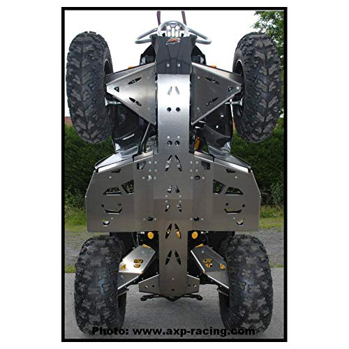 AXP Balkenschutz Aluminium 6 mm Can-Am Renegade