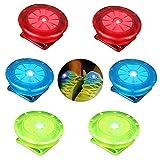 Linlook Reflektoren Blinklicht für Kleidung