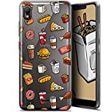 Ultra-Slim Case for Wiko View 2 Go 5.93 Inch Foodie Fast