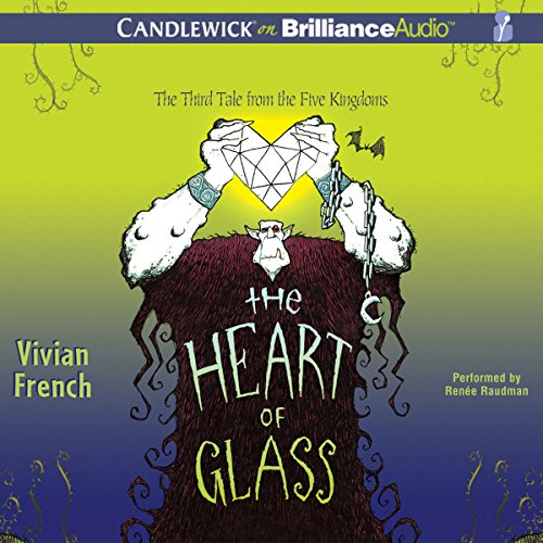 Couverture de The Heart of Glass