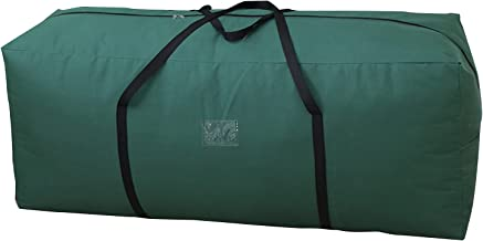 djim45aoy Storage Bag Wear-resistant Oxford Cloth Storage Pouch Solid Color More Thicken Green
