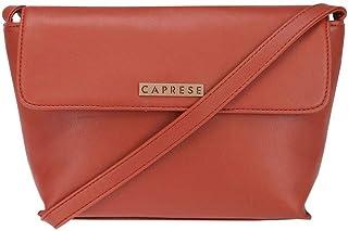 Caprese Women's Sling Bag (Burnt Orange)