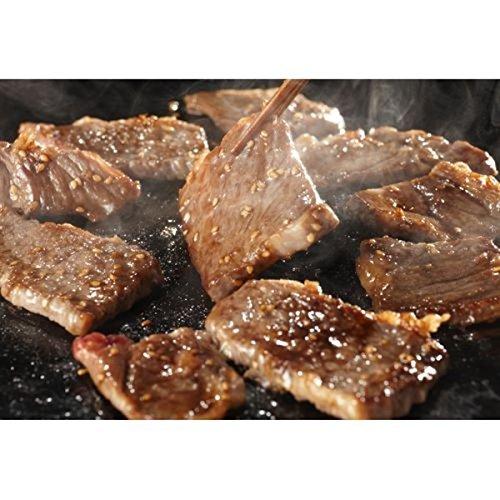焼肉セット/焼き肉用肉詰め合わせ 【1kg】 味付牛カルビ・三元豚バラ・あらびきウインナー ds-1985895