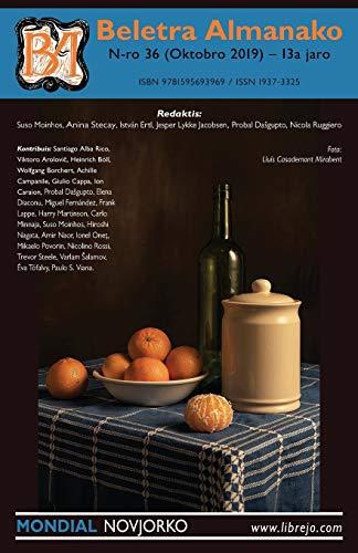 Beletra Almanako 36 (BA36 - Literaturo en Esperanto) (Esperanto Edition) (Paperback)