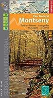 Montseny 1:25 000 Laufzeit bis 2021: Turó de l'Home, Parc Natural