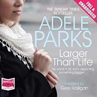 Larger Than Life cover art