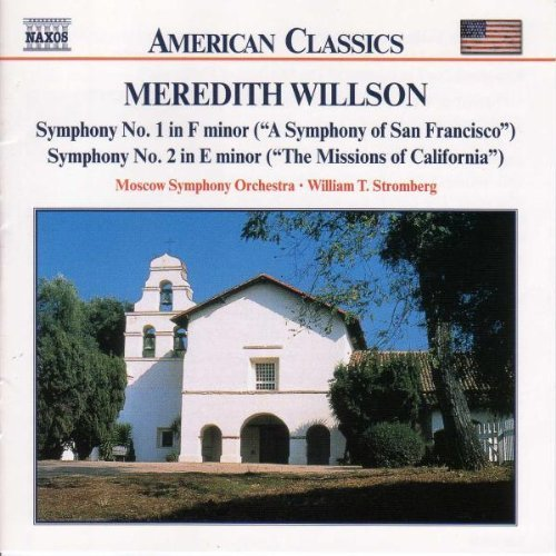 Meredith Willson - Symphonies Nos 1 & 2 (1999-10-11)