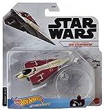 DieCast Hotwheels Jedi Starfighter, Star Wars Starships