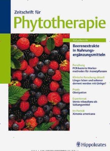 Zeitschrift für Phytotherapie