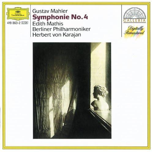 Edith Mathis, Michel Schwalbé, Berliner Philharmoniker & Herbert von Karajan