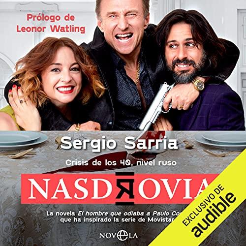 Diseño de la portada del título Nasdrovia