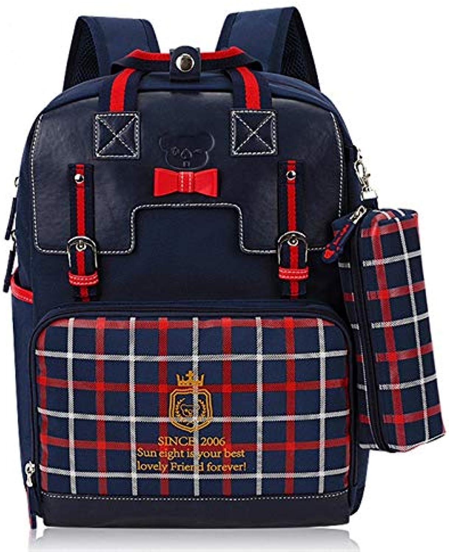 CPDSO Schultasche Prinzessin Mdchen Schultaschen Set Kinder Rucksack Primre Kinder Bookbag Orthopdische Schultaschen Sac