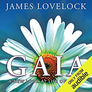 Gaia: A New Look at Life on Earth  Titelbild