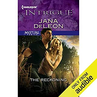 The Reckoning audiobook cover art