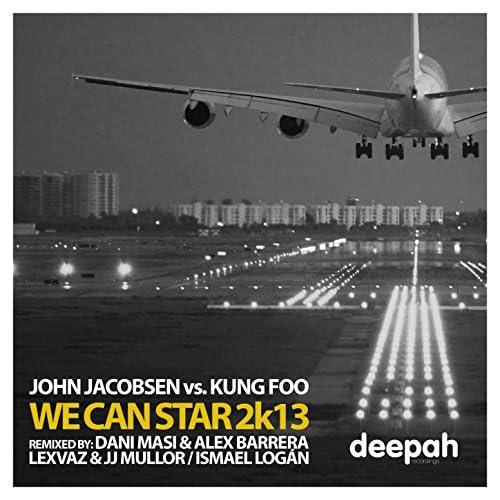 John Jacobsen & Kung Foo