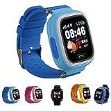 ZRSJ GPS Kid 1.22 Pulgadas Smart Watch Posición del teléfono...