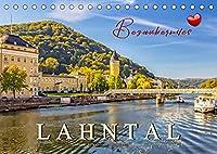 Bezauberndes Lahntal (Tischkalender 2022 DIN A5 quer): Das Lahntal, wunderschoene Landschaft mit vielen Facetten. (Monatskalender, 14 Seiten )